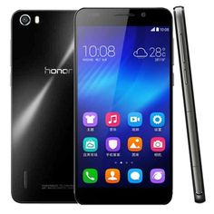 Huawei Honor 6 Unlocked Android 4G LTE Smartphone 50 inch Android 44 8 Core 13GHz 3GB RAM  32GB ROM FDDLTE  WCDMA  GSM Black * To view further for this item, visit the affiliate link Amazon.com.