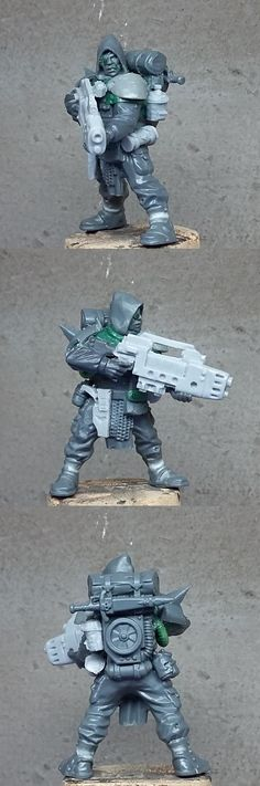 Astra Militarum, Imperial Guard, Inq28, Veteran
