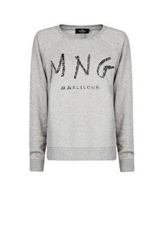 Suéter MNG Barcelona