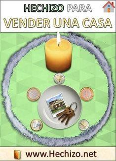Hechizo para vender una casa sencillo Wicca, White Magic, Zodiac Mind, Feng Shui, Ideas Para, Projects To Try, Prayers, Holiday Decor, Tips