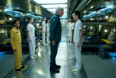 """ Harrison Ford, Abigail Breslin, Ben Kingsley, and Asa Butterfield. November Ender's Game is based on the book by Orson Scott Card Harrison Ford, Amanda Peterson, Gary Sinise, Abigail Breslin, Ender's Game Movie, Movie Tv, Movie Photo, Sean Connery, Christopher Nolan"