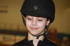 Grand Daughter Emma, Brandon Pony Club, March 2013