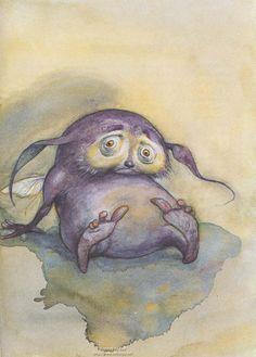 Brian Froud - delightful creature