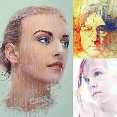 35 Creative Portrait Effects Photoshop Tutorials