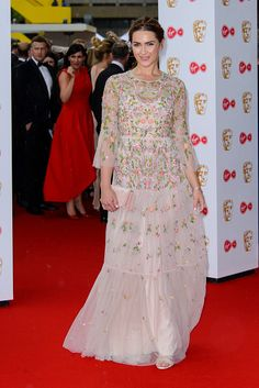 Red Carpet Favourites | 2017 BAFTAs | Inches 2 Style