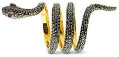 Ring | S Basilisk