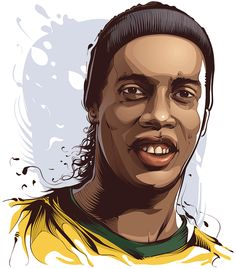 A series of portaits, done in vector, featuring historical brazilian champions on Sports. All works created for the 1st anniversary edition of the ESPN Magazine, Brasil.