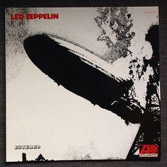 http://custard-pie.com Led Zeppelin - Front Cover