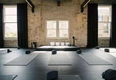 Best Yoga Studio Design Ideas 1 - Co-working -
