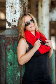 #ScarfThatsAPurse  BASIC | CARDINAL RED CLUTCH WRAP™ PURSE  Independent and strong willed, Cardinal influences others to also live bold. Cardinal enlightens you to awaken your inner spirit and engage with confidence.