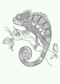 Abstract Doodle Zentangle Coloring pages colouring adult detailed advanced printable Colouring Pics, Animal Coloring Pages, Coloring Book Pages, Printable Coloring Pages, Coloring Sheets, Doodles Zentangles, Zentangle Patterns, Embroidery Patterns, Doodle Art