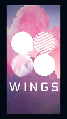 Bts wings wallpaper