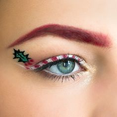 50 Insanely Cute Holiday Makeup Ideas to Try Because It's Party Season, People