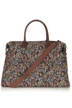 Tapestry Luggage Bag - Luggage - Bags & Wallets  - Bags & Accessories