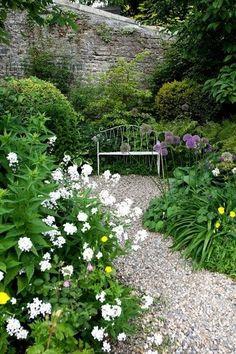 Lovely garden bench...