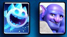 Clash Royale : arène de glace en vue et 4 unités supplémentaires pour la prochaine mise à jour