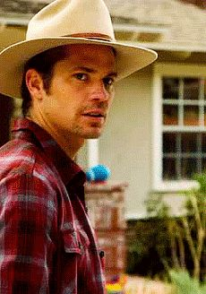 Timothy Olyphant / Justified