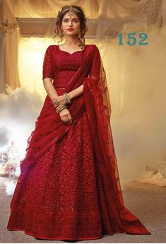 Explore from latest collection of lehengas online. Shop for lehenga choli, wedding lehengas, chaniya choli, ghagra choli & designer lehengas in variety of colors. New Lehenga Choli, Lehnga Dress, Red Lehenga, Ghagra Choli, Lehenga Choli Online, Indian Lehenga, Saree Blouse, Sari, Indian Bridal Wear