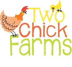 two chick farms logo