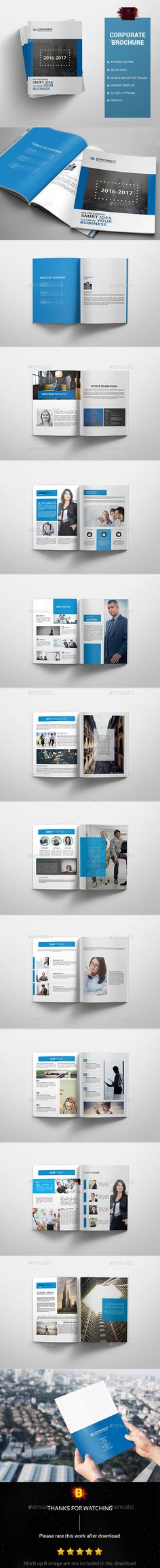 Brochure \ Company Timeline Fonts, Timeline and Creative - advertisement brochure