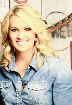 thank God for Carrie Underwood : Photo