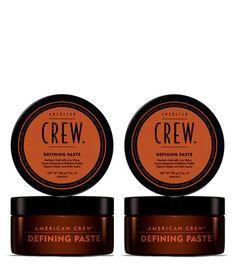 american crew defining paste 2x #American #Crew #haarproducten #haarverzorging #kappersbenodigdheden #barbershop #heren #man