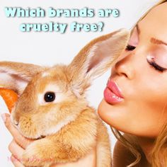 Which brands are cruelty free and not tested on animals? Click through to find out!  Great list!!!!