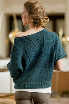 Ravelry: Eastbound Sweater pattern by Courtney Kelley