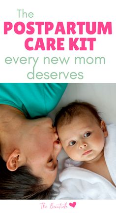 Postpartum recovery is something no one talks about but is so important. Build a postpartum care kit with these essential items that help with healing after birth. Postpartum Anxiety, Postpartum Recovery, Postpartum Care, Postpartum Depression, After Birth, After Baby, Baby Supplies, All Family, Newborn Care