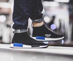 Cheap Adidas Originals x WM NMD TRAIL PK BLACK MyYeahSin??