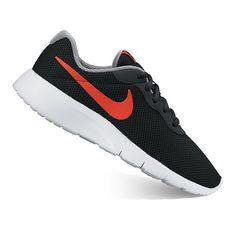 new style f3c78 17cc7 Nike Tanjun Boys  Running Shoes, Boy s, Size  5, Oxford Nike Running