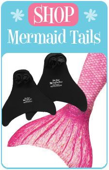 Fin Fun Mermaid Tails