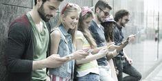 Gli italiani sempre più #online da #smartphone e da #tablet