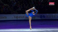 "maywemeetagainsomeday:  "" Evgenia Medvedeva - World Championships 2016 Gala """