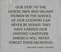 Veterans Day Quotes | Veterans Day
