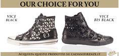 #Cedi al #fascino delle #borchie! Per uno #stile super #trendy scegli le #sneakers Vice di #Ash!