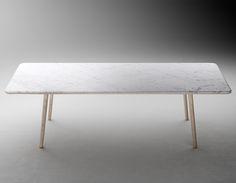 Retegui Arin Table Marble Oak 04