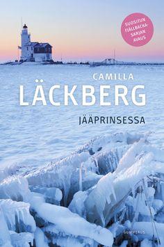 Camilla Läckberg  Jääprinsessa #cybookreads
