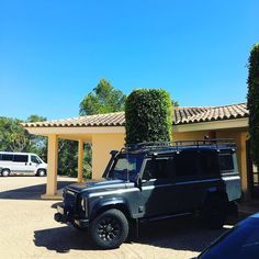 #newhome #defender #landroverdefender #landrover #mallorca #campdemar #summer #fun #bluesky #sun #perfectweather #carporn # by thorstenru #newhome #defender #landroverdefender #landrover #mallorca #campdemar #summer #fun #bluesky #sun #perfectweather #carporn #