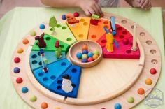 Recomanat: 3 anys Calendari Waldorf De mi casa ¡al mundo!: Cómo enseñar el ritmo anual a los niños