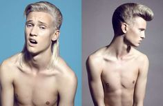 Flashback Hair Editorials - 'It Kidz' for 160G Magazine Goes Back in Time (GALLERY)