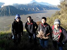 #Holiday #Bromo #Friends