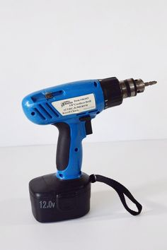 Just added Drill Master 12 V... to our Inventory! Check it out here: http://oceanside-flipping.myshopify.com/products/drill-master-12-volt-cordless-3-8-in-drill-no-charger?utm_campaign=social_autopilot&utm_source=pin&utm_medium=pin  #Oceanside #OceansideCA #SanDiego #4Sale #Buy #Trade #Sell