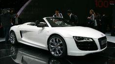 Audi R8 2017 White