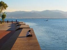 Gallery of Bostanlı Footbridge & Sunset Lounge / steb - 5