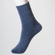 Sustainably and ethically sourced socks and garments.