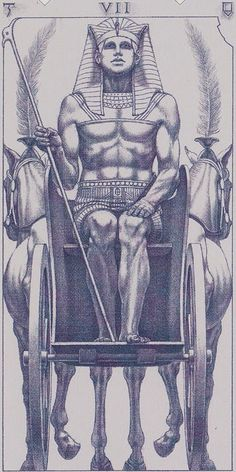 The Chariot - Tarot of the III Millennium