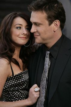 Alyson Hannigan and Jason Segel (Lilly and Marshall in HIMYM. one of my favorite tv couples Best Tv Couples, Movie Couples, Best Couple, Cute Couples, Power Couples, Perfect Couple, Perfect Match, How I Met Your Mother, Alyson Hannigan
