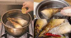 加入生米一起水煮,米中的微量元素可保留竹筍甜味。