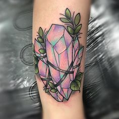 Emily Louise Dawson☔️ UK (@holyghost_tattooer) • Instagram photos and videos Badass Tattoos, Cool Tattoos, Gem Tattoo, Alien Drawings, Crystal Tattoo, Witch Tattoo, Zodiac Art, Future Tattoos, Skin Art